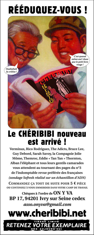 Le tract du ChriBibi number 3