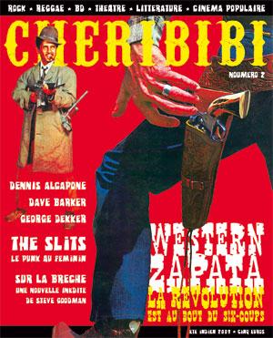 La couverture du ChériBibi n°2