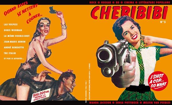 La couverture du ChériBibi n°5