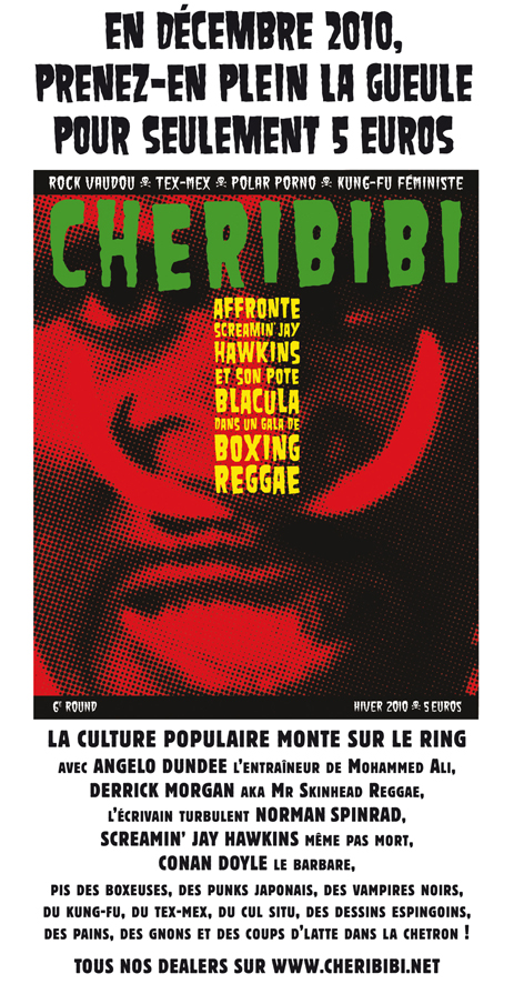 Le tract du ChériBibi number 6