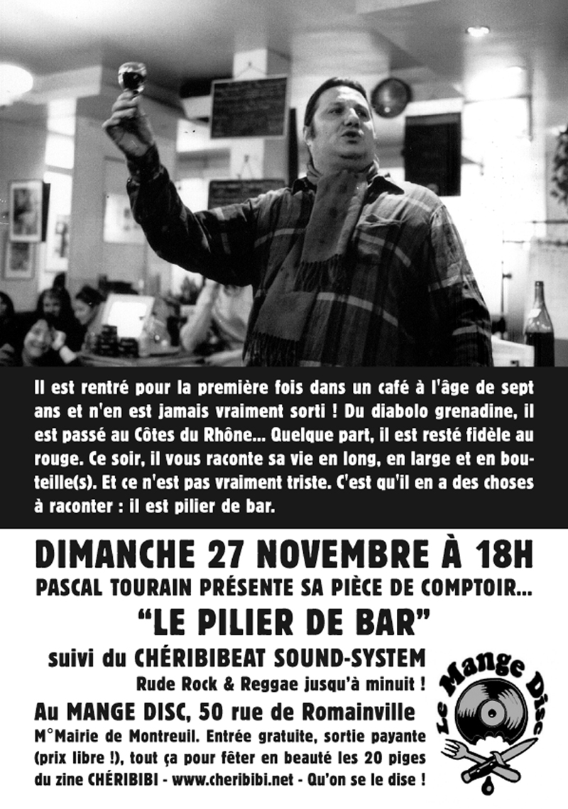 Le Pilier de Bar
