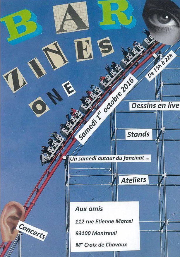 Bar zines