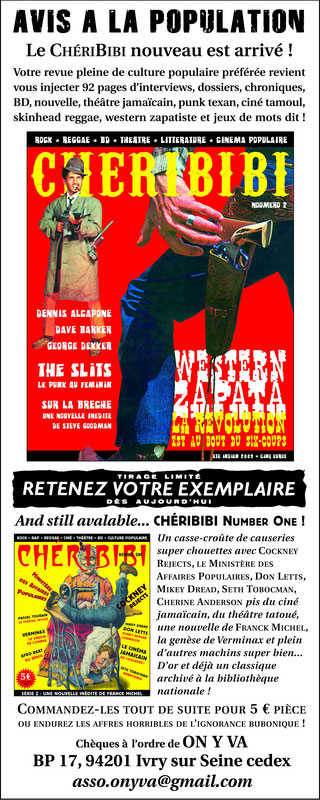Le tract du ChériBibi number 2