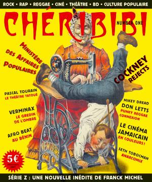 La couverture du ChériBibi n°1
