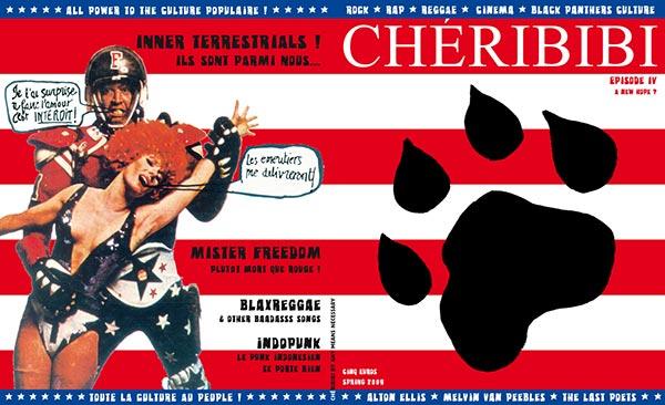 La couverture du ChériBibi n°4