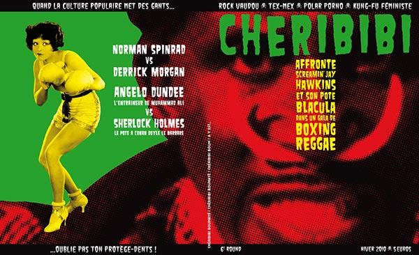La couverture du ChériBibi number 6