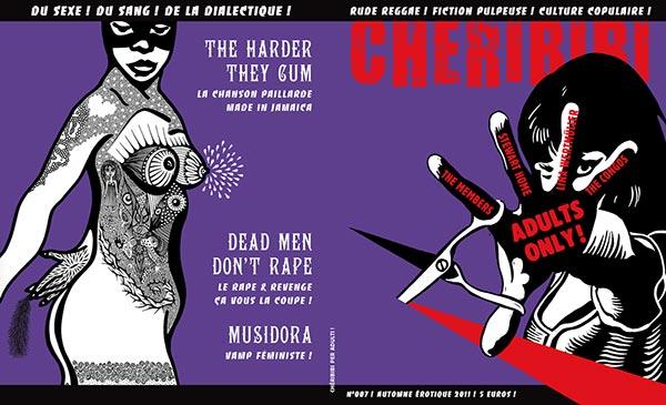 La couverture du ChériBibi number 7