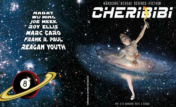 La couverture du ChériBibi number 8