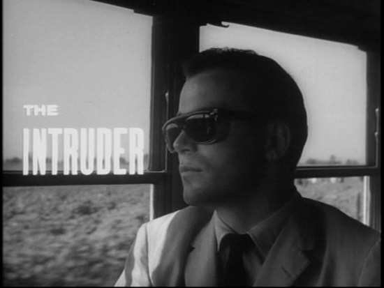 intruder (1962) title capture